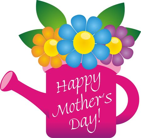 Happy Mothers Day Decoration photo