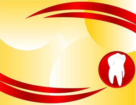 歯科医の背景 写真素材