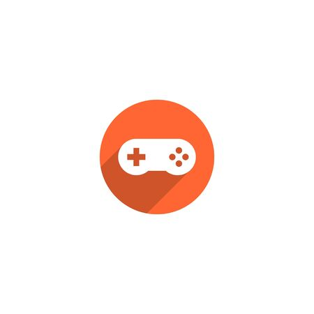 Simple game icon design for web icon template
