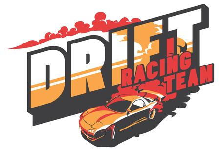 skid: Burnout car, Japanese drift sport, Street racing
