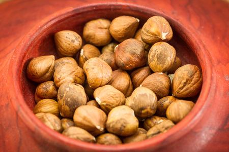Raw Hazelnuts