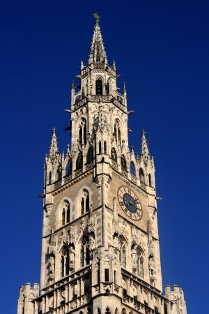 antik: Antique Building - City Hall Munich