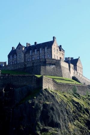 burg: Edinburgh Castle Editorial