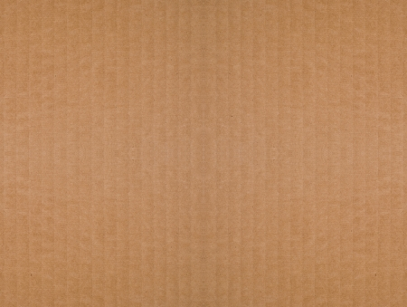 tileable: Seamless, tileable, brown, corrugated cardboard background. Recycled material.