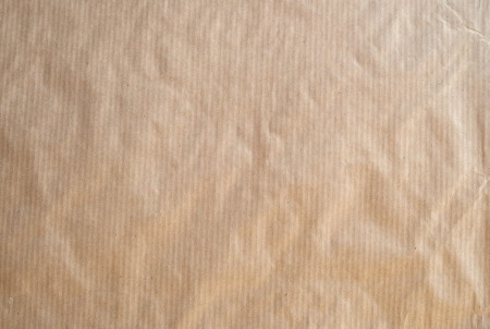 Frontal image of a brown striped paper. Zdjęcie Seryjne