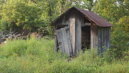 Forgotten Old Shed
