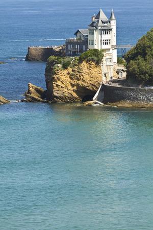Villa Belza of Biarritz
