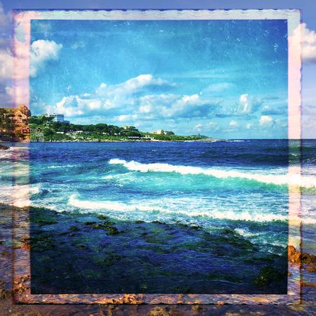 mondello: Relax on the beach, springtime in Mondello, Palermo, Sicily