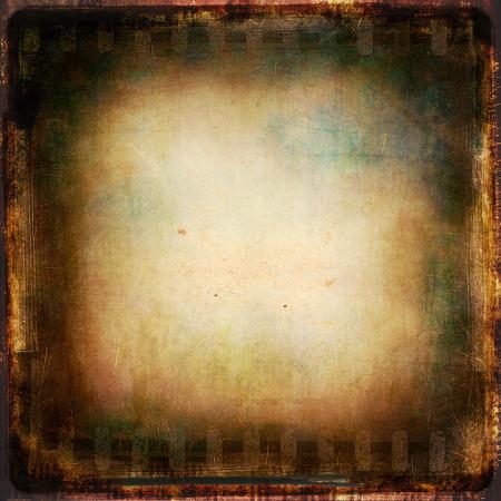 Vintage film background. Grunge texture