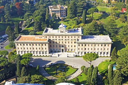 Vatican Gardens, Rome