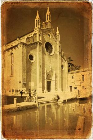 saint mark square: Santa Maria Gloriosa dei Frari, Venice
