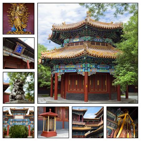 atmosfere: Collage. Bei paesaggi e atmosfere della Cina