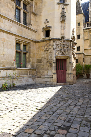middle ages: Cluny Museum of the Middle Ages, Paris