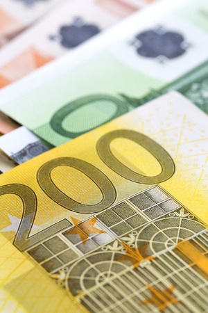 current account: Euro Banknotes