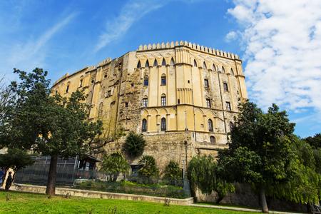 Palazzo dei Normanni in Palermo, also called Palazzo Reale