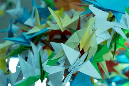 3d dove: origami