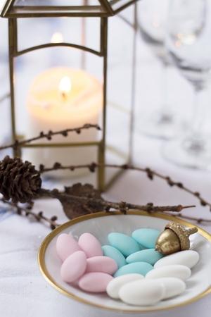 sugarplum: jordan almonds