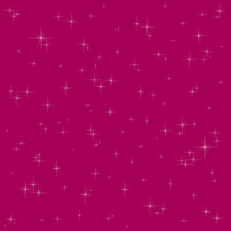 blinking: Dark pink blinking background with white stars on a pink background