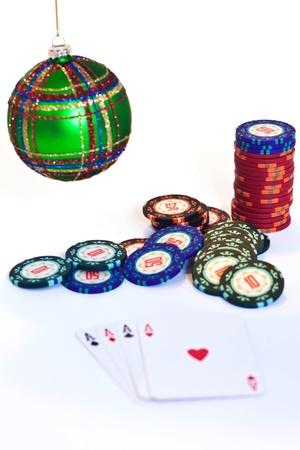 Christmas Poker photo