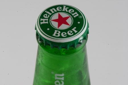 Heineken Beer Bottlecaps