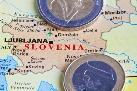 e u: Slovenia and the euro