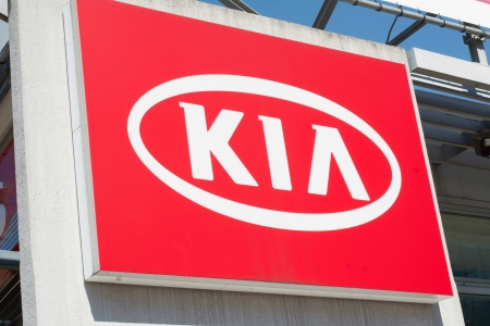 Kia Motors Sing Stock Photo - 15319304