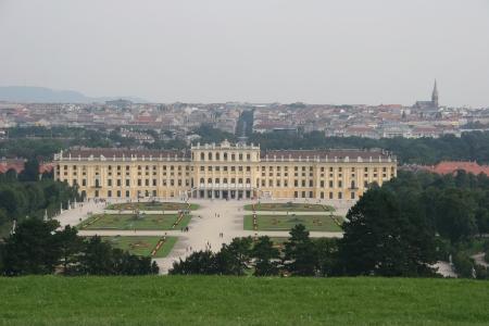 schonbrunn palace: Schonbrunn palace, Vienna