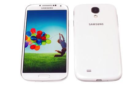 samsung: Samsung Galaxy S4