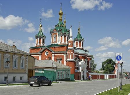 Church in the Kolomna photo