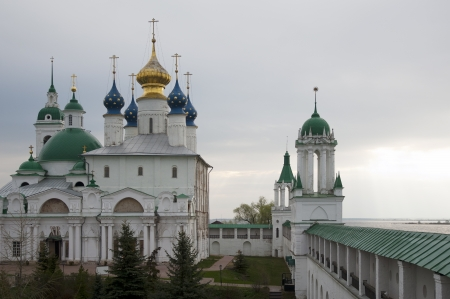 Savior Yakovlevsky Monastery in Rostov the Great  Russia photo