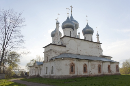 Cathedral of the Exaltation of the Holy Cross in Tutaev  Russia