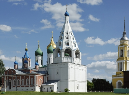 Church of St  John the Baptist  in the ancient town Kolomna, Russia photo