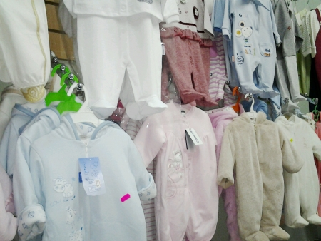 wear: Baby clothes