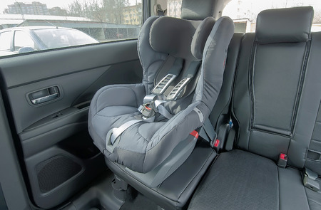 Baby sit care stoel