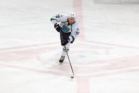 Nikita Khlystov (23) attack