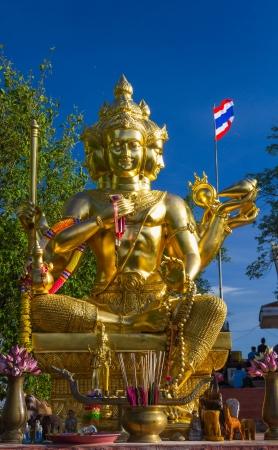 temple of heaven: Brahma