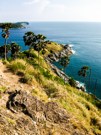 thep: Laem Phrom Thep Stock Photo