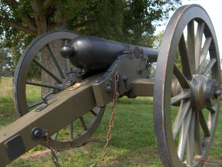 Civil War Cannon photo