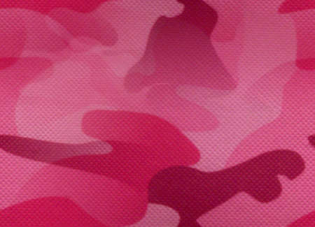 Seamless pink camo background