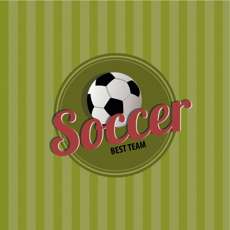 teammate: soccer ball icon on green background