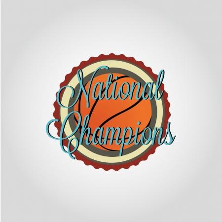 degraded: basketball icon on degraded background