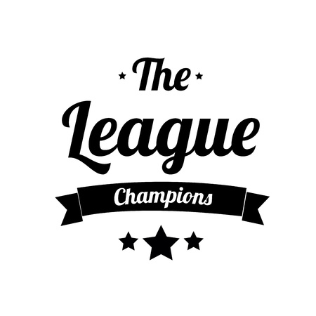 teammate: the league text on white background Illustration