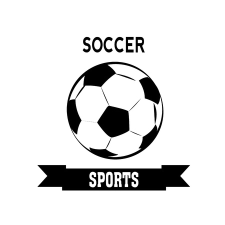 teammate: soccer icon on white backgorund
