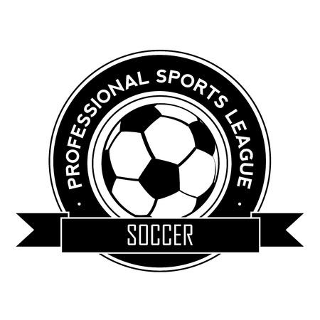 teammate: soccer symbol on white background