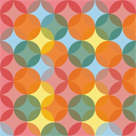 circles with different color making a special background Stock Vector - 21124826