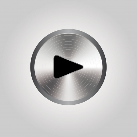 silver circle: abstract special music symbol on special silver circle
