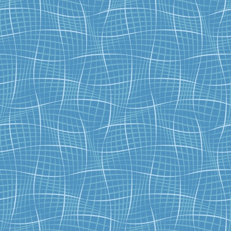 Abstract blue seamless background  Illustration