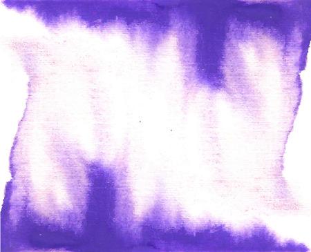 Violet paint drip background
