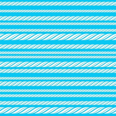 Rope seamless pattern Illustration