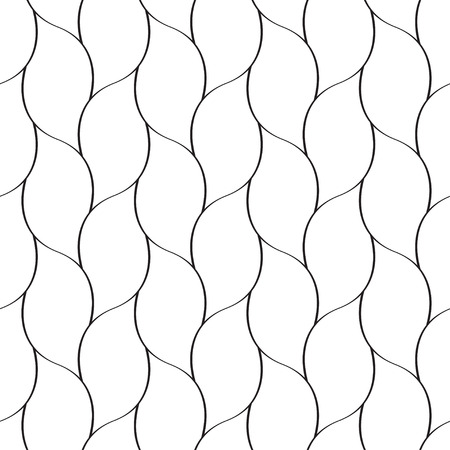 linear: Repeating linear seamless pattern Illustration